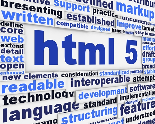HTML has gone through many permutations and evolutions.